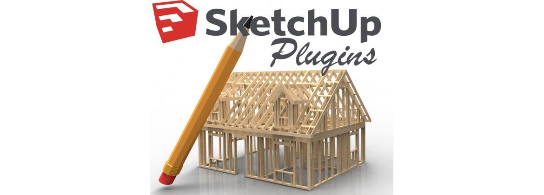 Plugins Sketchup pour maison bois